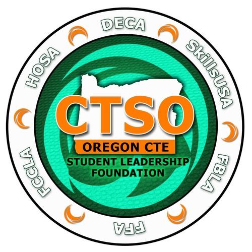 Oregon CTSO Student Leadership Foundation Logo