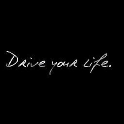Drive Your Life At Driveyourlife Twitter