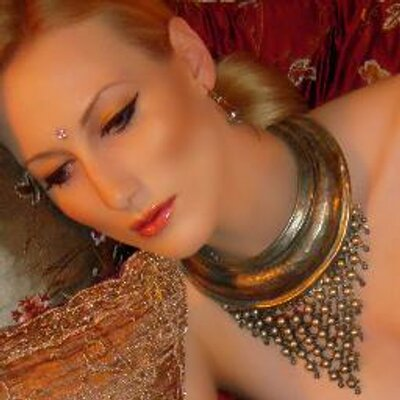 Blonde Bollywood 6