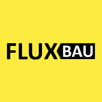 Bildergebnis für fluxbau logo