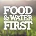 Twitter Profile image of @FoodWaterFirst