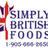 SIMPLY BRITISH FOODS