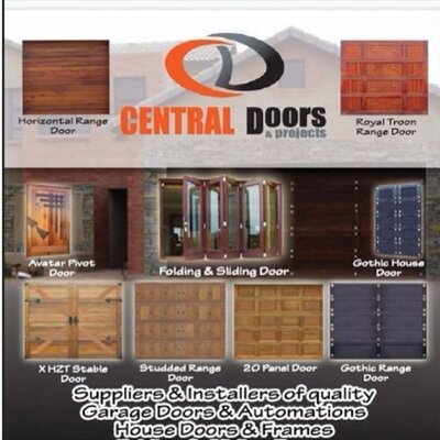 & Central Doors (@CentralDoorProj) | Twitter