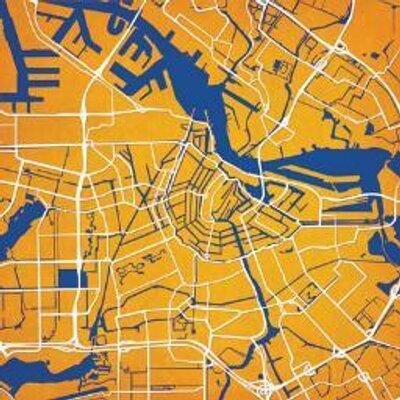 City Prints Map Art (@MapPrints) | Twitter on