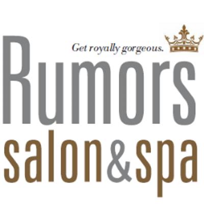 Rumors salon spa coupons