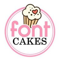 Font Cakes