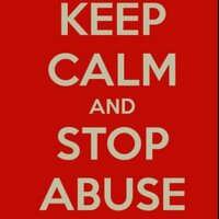 END ABUSE/ bullying! | Social Profile