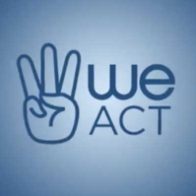 Image result for We act