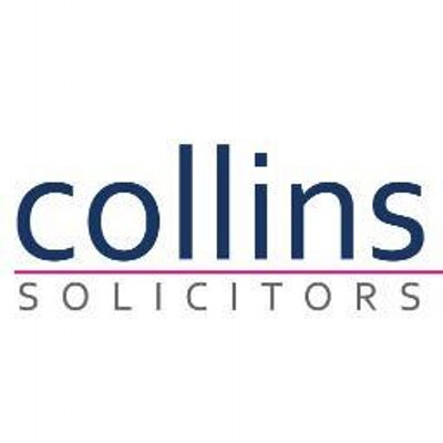 Image result for collins solicitors logo