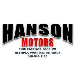 Olympia Auto Mall >> Hanson Motors - impremedia.net