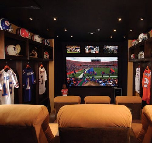 How To Create The Ultimate Man Cave: Best Man Caves (@mancavess)