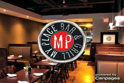 my place bar grill myplacebargrill twitter. Black Bedroom Furniture Sets. Home Design Ideas