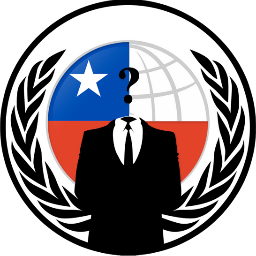 Anonymous Chile Social Profile