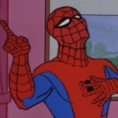60s spiderman Meme Generator  Imgflip