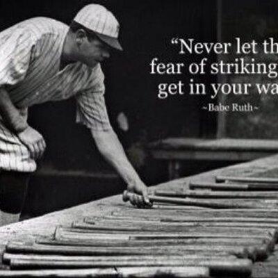 Baseball Quotes Adorable Baseball Quotes Baseballquote Twitter
