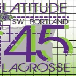 Latitude 45 logo
