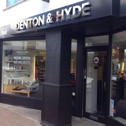 Denton & Hyde | Hair & Beauty | Hoole |Chester