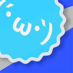 シンプル顔文字 Simple Emoji Twitter