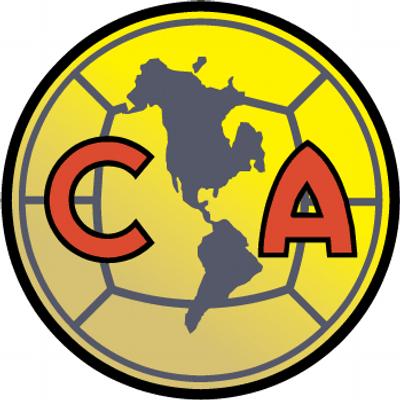 club am u00e9rica   clubamerica  twitter club america logo vector club america logo embroidery designs