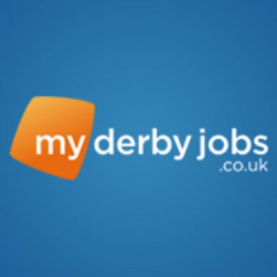 my derby jobs myderbyjobs twitter. Black Bedroom Furniture Sets. Home Design Ideas