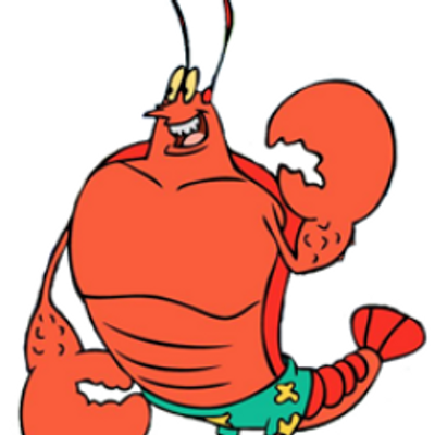 Larry The Lobster At Officiallarry Twitter