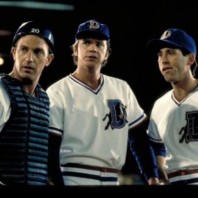 Bull Durham Quotes Cool Bull Durham Quotes On Twitter Skip What's Our Record Larry
