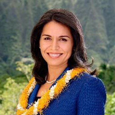 Image result for Rep. Tulsi Gabbard photos