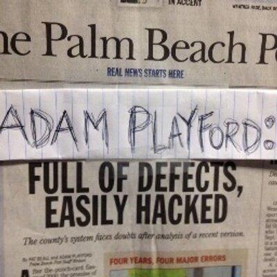 Adam Playford on Muck Rack