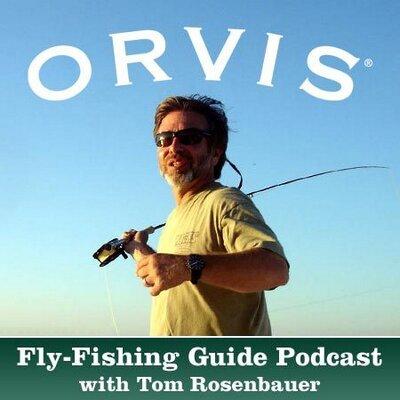 orvis podcast orvispodcast twitter