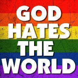 God Hates The World Social Profile