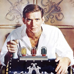 Rod Taylor Site