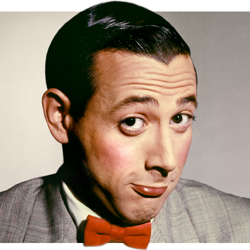 Image result for pee-wee herman