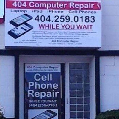 404 Computer Repair