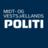 Twitterlogo for Midt-Vestsj. Politi