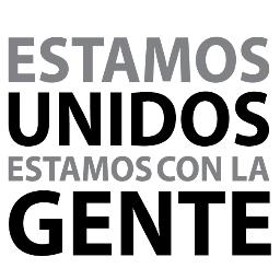 @UnidoconlaGente