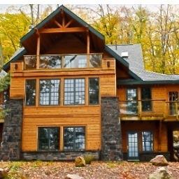 Vermont luxury homes vermontluxury twitter for Home builders in vermont