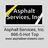 Asphalt Services Inc