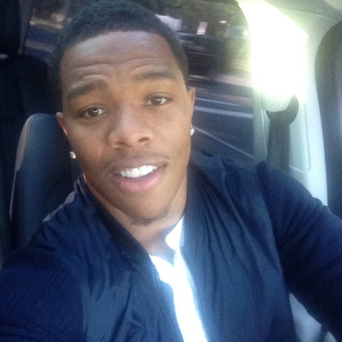 Ray Rice Social Profile