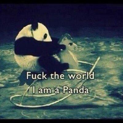 Un Panda Thug At Pubgoodfollow Twitter