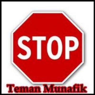 Teman Munafik At Ignoree Twitter