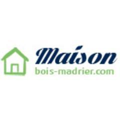 maisons madrier bois maisonsmadrier twitter. Black Bedroom Furniture Sets. Home Design Ideas