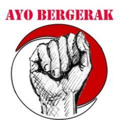 Indonesia Bergerak 9erak Twitter Gambar