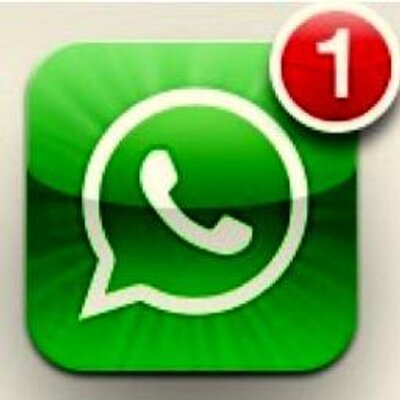 WhatsApp.'s Twitter Profile Picture