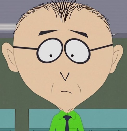 Image result for mr mackey
