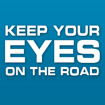 eyes on the road Hands on the wheel & eyes on the road fort belvoir, va —september 3, 2015- with the start of a new school year fast approaching, the directorate of emergency services-fire & emergency services division reminds all drivers,.