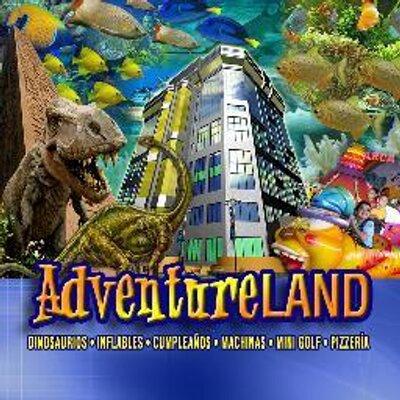 Adventureland carolina puerto rico