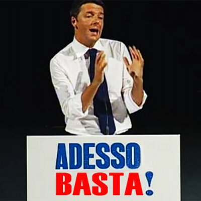 basta Renzi