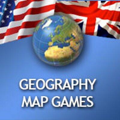 GeoMapGames