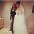 Sky weddingdress