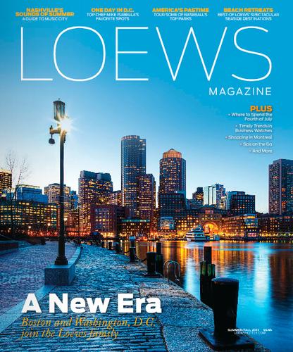 Loews Hotel Magazine (@LoewsMagazine) | Twitter